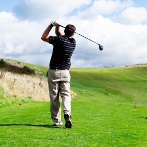 ゴルフはスイング