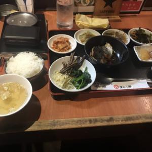 韓国料理まるふみ