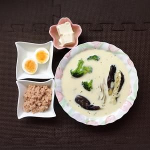 え?夜断後の体重とナイス間食&ピザソース!11月14日☆55日目【良食】