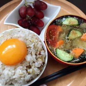 お米量が!とダイエット&健康に良さげなおやつ☆2021年7月15日