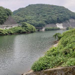 へっぽこ釣行記 6/17 小規模ダム(ステイン)~野池(マッディー)  巻いてみた!!!