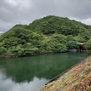 へっぽこ釣行記  7/7  小規模ダム(ステイン) 風が吹いたらサイドキャスト?