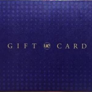 カーリットホールディングス(4275)より株主優待到着 UCギフトカード!