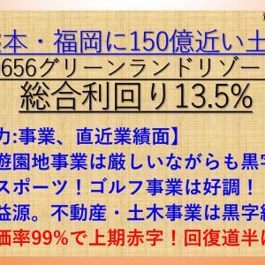 グリーンランドリゾート(9656) 配当+優待利回り13.5%【資産株分析151.-②】