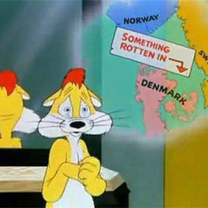 デンマークの何が怪しい?!