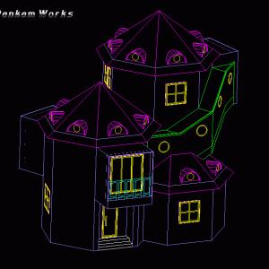 3Dモデリング完