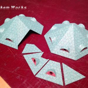 模型屋根/ドーマー