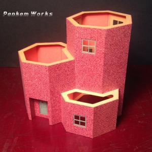 模型の本体を作る