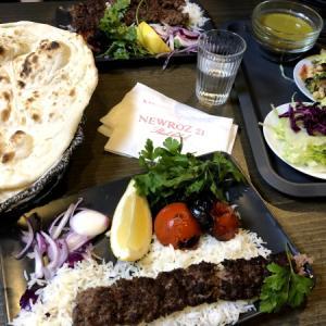 中東に瞬間移動した気になるヘルシンキのレストランで絶品シシュケバブ!