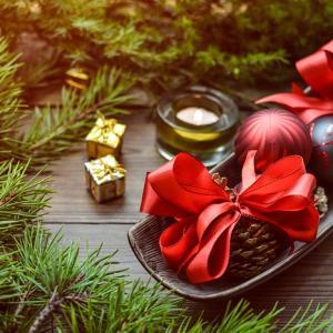 戸中井家のクリスマス