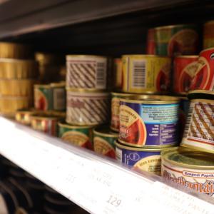 ◆ハンガリー◆ ブダペストのスーパーマーケット