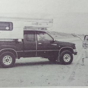 '03夏、冷夏にも雨にもめげずに北陸方面へ4泊5日家族キャンプ旅