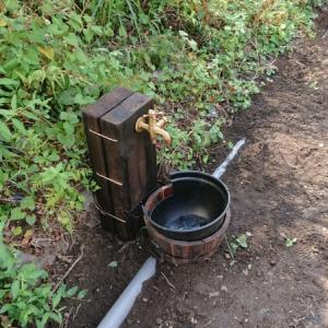 排水管敷設~空き家リノベーション#7【ガーデン作り】