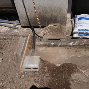 初めてのドライコンクリート~空き家リノベーション#8【サニタリー棟】