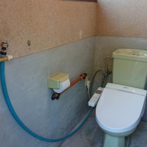 ウォシュレットと手洗器と私【分岐水栓から増設して見ました】