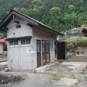 ビンテージ風の扉を取付~空き家リノベーション#50【サニタリー棟】