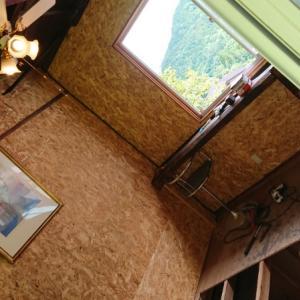 2階の床を抜く~空き家リノベーション#56【母屋中】