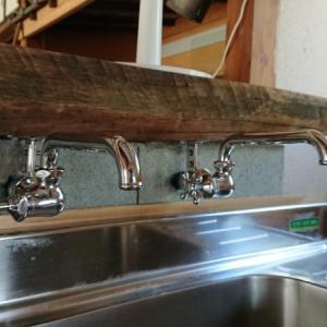 キッチンに水道を引く~空き家リノベーション#62【設備】