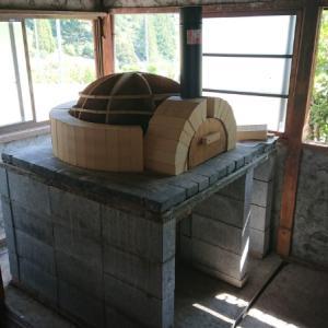 ドーム作りの準備~空き家リノベーション#71【窯場作り】