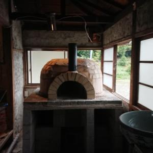 2層目はパーライトモルタル~空き家リノベーション#74【窯場作り】