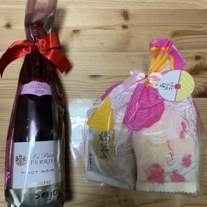 【母の日のプレゼント】妻にはワイン、義母にはカーネーション、実家の母にはお菓子を