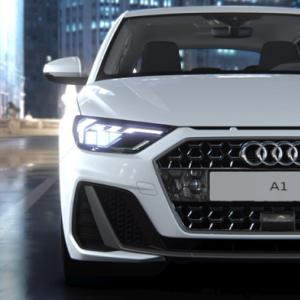 ● アウディ A1スポーツバック 新型、装備充実の導入記念限定車発売へ
