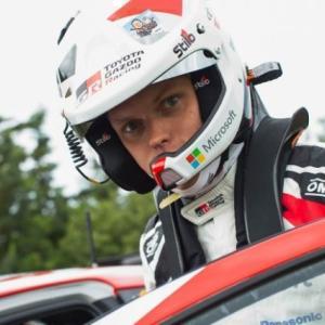 ● 今季のWRC(世界ラリー選手権)王者タナク、トヨタ離脱を決断、来季はヒュンダイへ!
