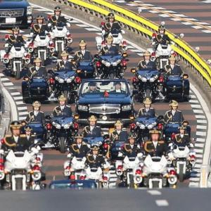 ● 「祝賀御列の儀」を振り返る。両陛下と即位パレード用のセンチュリー・オープンカー