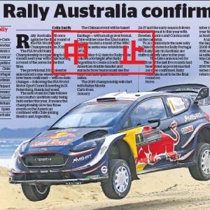 ● WRC最終戦を中止! オーストラリアのニューサウスウェールズ州で発生した森林火災を受け