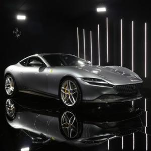 ● フェラーリが新型クーペ 『ローマ』 をワールドプレミア…620馬力ツインターボ搭載