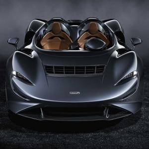 ● マクラーレン、815馬力の新型スーパーカー『エルバ』発表…フルオープンのロードスター