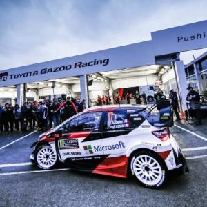 ● WRC:第1戦ラリー・モンテカルロ:デイ2の速報結果とトヨタチーム関係者のコメント