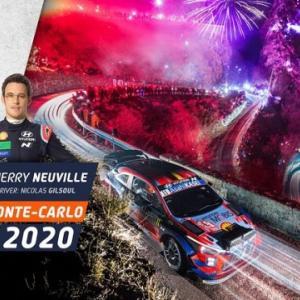 ● 【速報】 The end of Rallye Monte-Carlo 2020