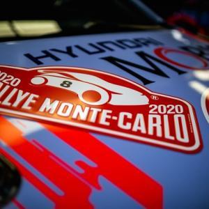 ● WRC:第1戦ラリー・モンテカルロ ヒュンダイのヌービルが逆転で2020年初戦勝利!