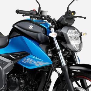 ● 燃費はリッター50kmオーバー! スズキ「ジクサー」がデザイン一新のモデルチェンジ