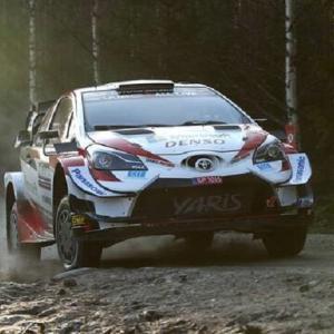 ● 【WRC 速報】第2戦 スウェーデン:最終日 トヨタ今季初勝利! エバンスがキャリア2勝目