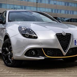 ● アルファロメオ ジュリエッタ ヴェローチェに、マットグレー・カラー採用の限定車を発売!