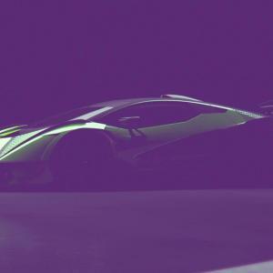 ● ランボルギーニの新型ハイパーカー、今夏発表へ…シェイクダウンテスト