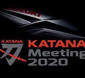 ● SUZUKI 「KATANAミーティング2020」 の開催日程が変更となる!