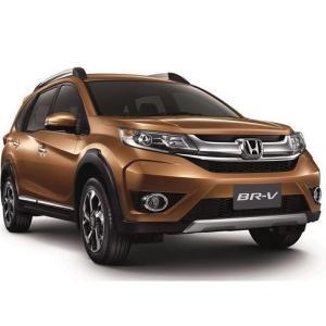 ● 何故、日本で未発売? 国内で売れそうなモデル、ホンダ「BR-V」3列SUVはジャストサイズ!