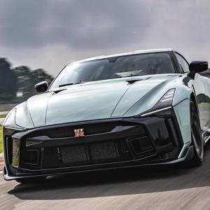 ● 【ついに生産開始】 日産GT-R50 by イタルデザイン 720ps 50台限定記念モデル