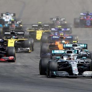 ● F1、もうドライバーに新型コロナウイルス感染者が出てもレースは止めない! F1CEOコメント