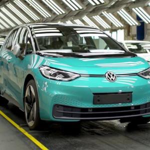 ● VWの新世代EV『ID.3』、9月上旬から欧州で納車開始…事前予約は6月17日より