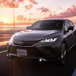● 日本の大本命SUV 新型ハリヤーが発売! 歴代ハリアーはなぜ幅広く人気を獲得してきたのか?