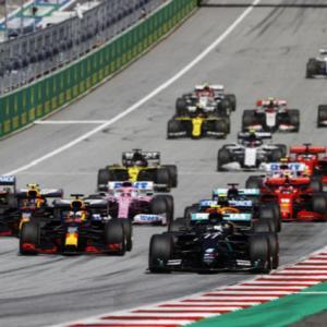 ● F1開幕戦、混乱をよそにメルセデスAMGのボッタスが優勝、レッドブル・ホンダはリタイア