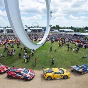 ● グッドウッド「スピード・ウィーク」モーターフェスティバルを開催! オンラインは苦肉の策