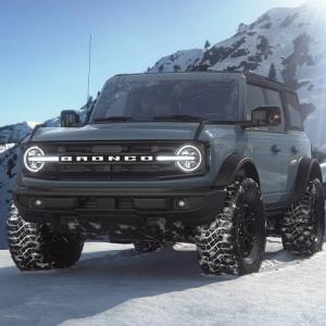 ● フォードが新世代SUVの「ブロンコ」を発表、デザインも性能もかなりのインパクト