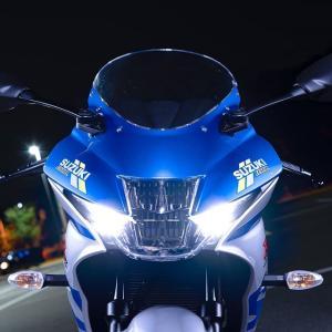 ● SUZUKI GSX-R125ABSにもMotoGPマシンカラー! 創立100周年特別仕様車