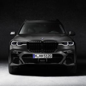● ダークカラーを纏う「BMW X7」の限定モデル「エディション・ダークシャドー」が登場!