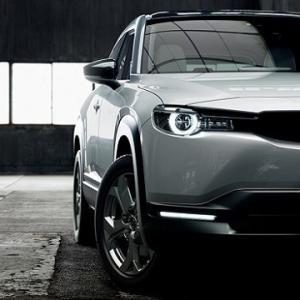 ● マツダ「MX-30」に、ガソリン・マイルド・ハイブリッド車が登場! 日本導入は2020年秋か
